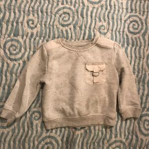Primark Cream speckled toddler sweater